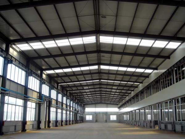 Prefabricated Workshop Building Steel Structure Workshop