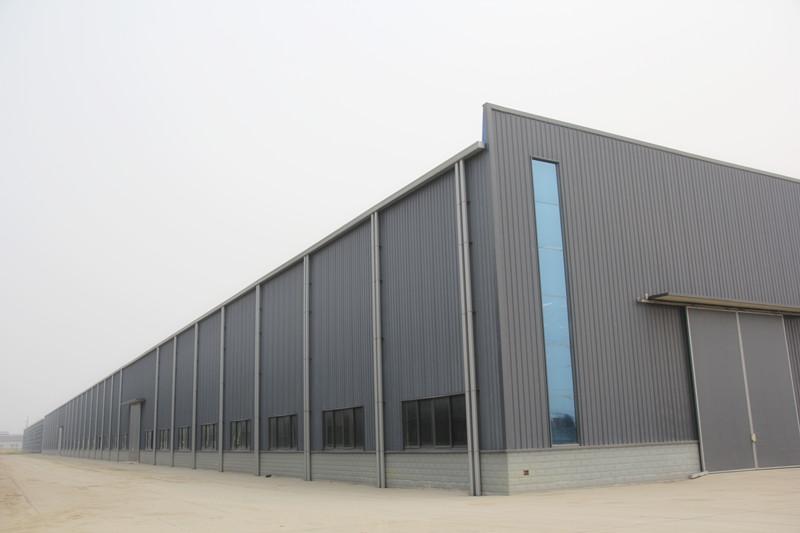 Industrial Steel Structure Workshop Building China Steel